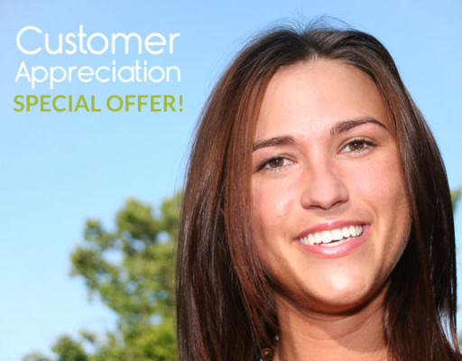 Special Whitening Offer